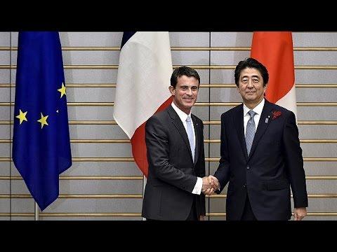 Συνεργασία Ιαπωνίας- Γαλλίας σε θέματα πυρηνικής ασφάλειας