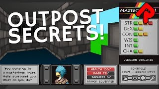 Psst! Wanna hear some Starbound Outpost secrets? Learn about achievements, secret codes, hidden loot & the outside the Ark!