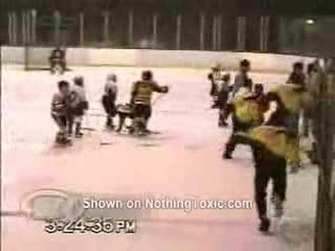 10 most shocking nhl hockey fights nhl knockout compilation