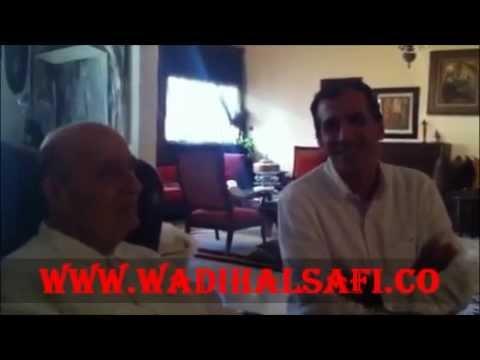 Wadih Alsafi- Rachid Gholam WITH Wadih ALsafi -   رشيد غلام