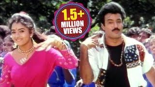 Top Hero Songs - Bhama Ne Cheera - Nandamuri Balakrishna, Soundarya - HD