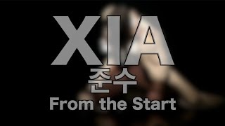 Xia (준수) - From the Start (K-Pop Evolution Ep#56)