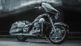 6. New 2015 Harley Davidson CVO Street Glide Motorcycle