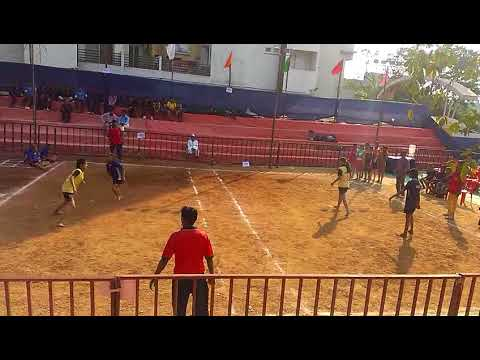 1st School State Langadi Championship 2014-15 at kalyan Girls Thane VS Sangali Part 2