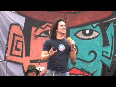HAL SPARKS San Francisco Comedy Day 2008 - Queer as Folk