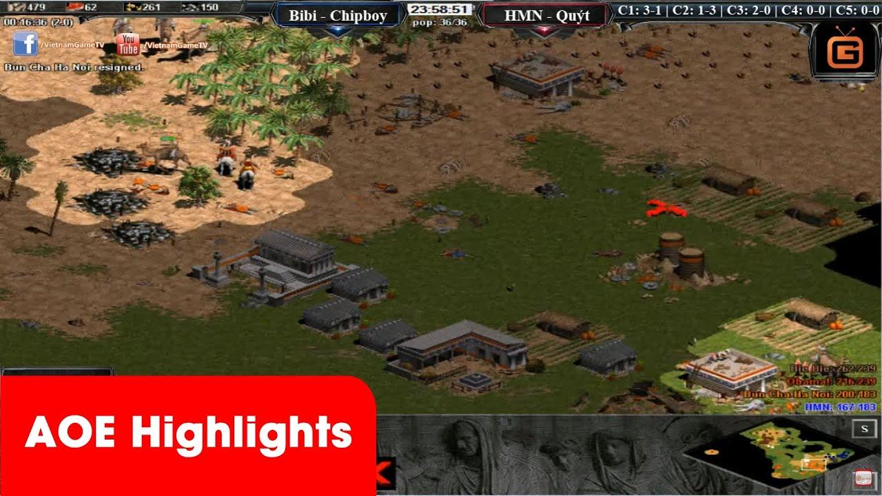 """AOE HighLights - Pha ken BE của Bibi đã thay đổi tất cả trong một trận đấu: \"""" Không có cửa thắng \"""""""