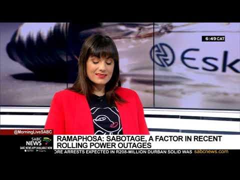 Political analyst, Khaya Sithole on Eskom crisis
