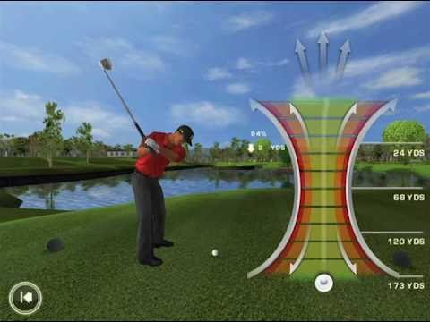 Tiger Woods PGA TOUR 12 iPhone & iPad Gameplay Trailer
