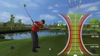 Tiger Woods PGA TOUR 12 iPhone & iPad Gameplay Trailer