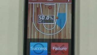 Video review Basketball Shot Manager - 1.0