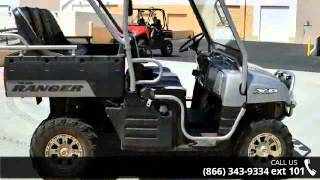 1. 2007 Polaris Ranger XP Turbo Silver (Limited Edition)  - ...