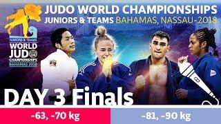 Download Video World Judo Championship Juniors 2018: Day 3 - Final Block MP3 3GP MP4