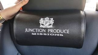 Have you ever seen those VIP guys' cars and thought wtf is JUNCTION PRODUCE? Are they actually LUXURIOUS or is it all just...