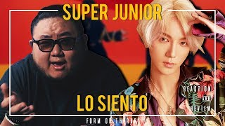 "Video Producer Reacts to Super Junior ""Lo Siento"" MP3, 3GP, MP4, WEBM, AVI, FLV Juli 2018"