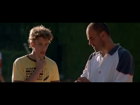 Eleve Libre 2008 private lessons by hopeboy:  Aspiring young tennis player Jonas (Jonas Bloquet) gets terrible marks on his high school exams, so Pierre (Jonathan Zaccaï), a friend of Jonas' family who is in his 30s, offers to tutor him. However, it isn't long before the lessons go beyond academics to instruction in sex. While Jonas finds Pierre's seemingly open and liberated attitude refreshing at first, it is soon apparent that this older gentleman is actually manipulative and irresponsible, and the relationship deteriorates