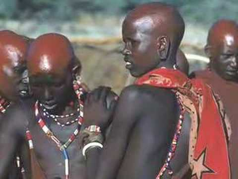 Maasai - Maasai images and song from the Great Rift Valley in East Africa.