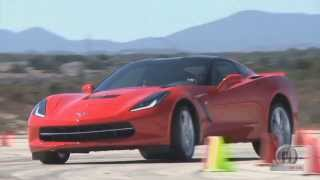 Chevrolet Corvette Stingray High Speed Test Course