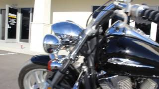 4. 2006 Honda VTX 1300 C Motorcycle Review Start Up Cobra Cruiser For Sale