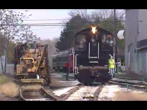 locomotive - http://www.thegeekgroup.org - The first of our Vehicles series, we take a look at a Diesel Locomotive. Follow along as Chris and Bruce explore an old EMD SW9...