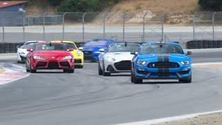First Ever—Best Driver's Car Grand Prix by Motor Trend