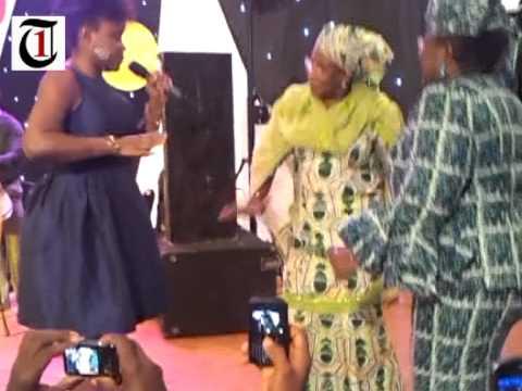 Ngozi Okonjo-Iweala In Party mood