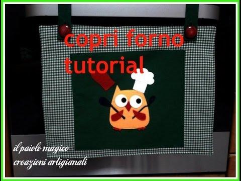 tutorial copri forno