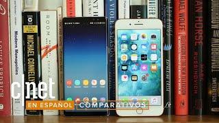 iPhone 8 Plus vs. Note 8: Guerra de titanes