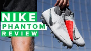 Nike Phantom Vision Elite review | new Nike football boots