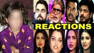 Video Bollywood Celebs LATEST Reaction On Kashmiri Little Girl's SHOCKING Incident In Kathua MP3, 3GP, MP4, WEBM, AVI, FLV April 2018