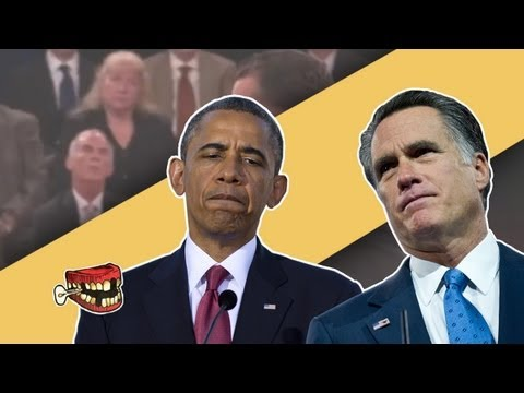 Cassetteboy vs Obama vs Romney