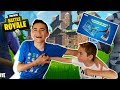 1 VS 1 CONTRE SWAN THE VOICE - TERRAIN DE JEU FORTNITE - Néo The One