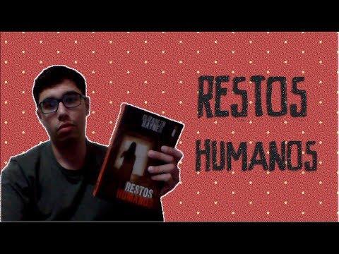 Restos Humanos (resenha) - Elizabeth Haynes