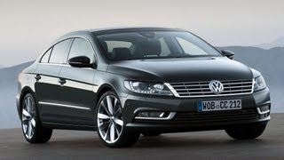 2013 Volkswagen CC 2.0 L 4-Cylinder Turbo Start Up And Review