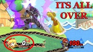 Brutal Shield Breaks in Smash Ultimate #5