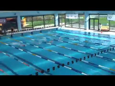 Federico campione di nuoto e di vita