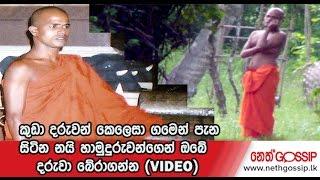 Balumgala 2016 10 21 Kuliyapitiya Snake Thero නයි හාමුදුරුවෝ