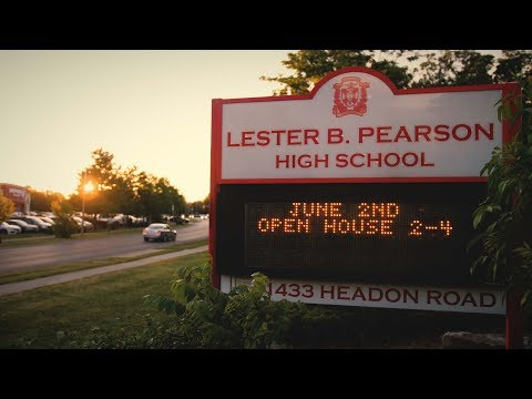 Lester B. Pearson High School - Closing Celebrations
