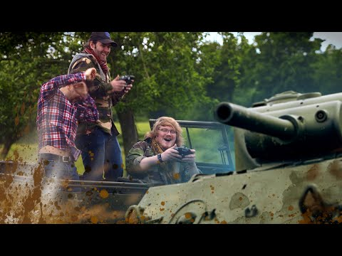 ULTIMATE RC BATTLE - World Of Tanks Challenge (Live Action)