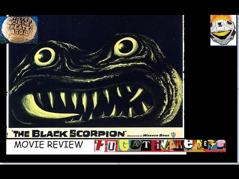 The Black Scorpion (1957) Movie Review