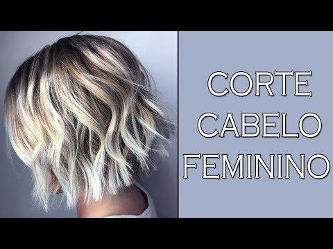 CORTE CABELO FEMININO 2018 CORTE DE CABELO BOB