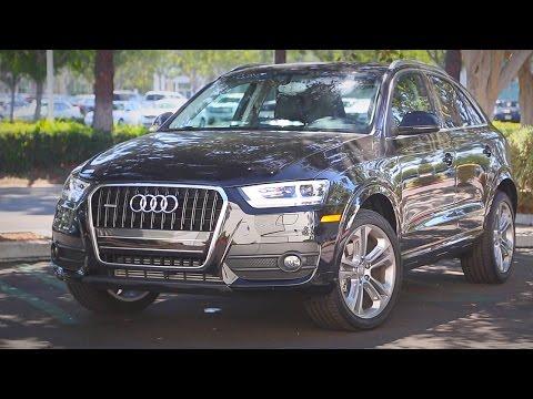 2015 Audi Q3 Review – Kelley Blue Book