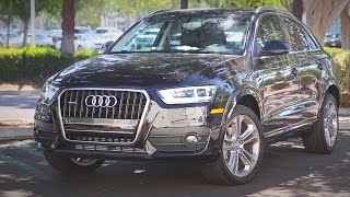 2015 Audi Q3 Review - Kelley Blue Book