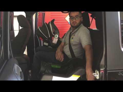 Jeep car seat снимок