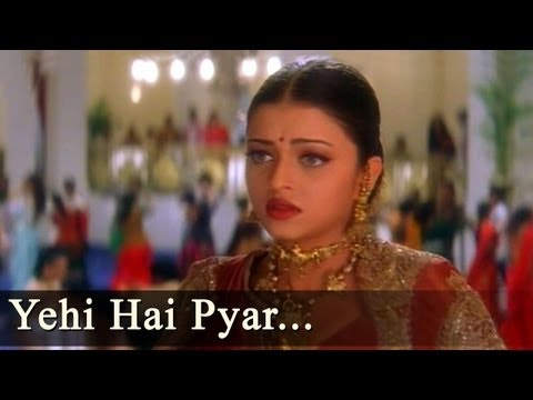 Video Aa Ab Laut Chalen - Song - Yehi Hai Pyar- Udit Narayan, Alka Yagnik download in MP3, 3GP, MP4, WEBM, AVI, FLV January 2017