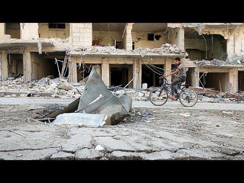 Συρία: Σε ισχύ η ρωσική εκεχειρία στο Χαλέπι, έκκληση στους αμάχους να φύγουν