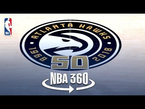 Video: NBA 360 | Grant Hill Tours the Hawks New Nest