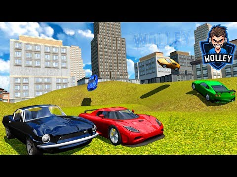 Multiplayer Driving Simulator - Android Gameplay HD - Sports Cars Racing Games For Kids