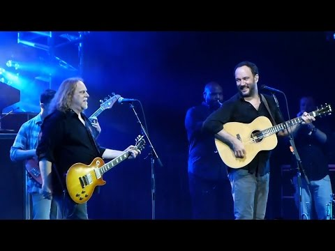Down By The River - DMB w/ Warren Haynes - 6/26/15 - Camden - [Multicam/HQ-Audio]