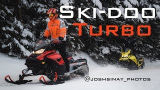 3. Skidoo 900 ace Turbo - Review