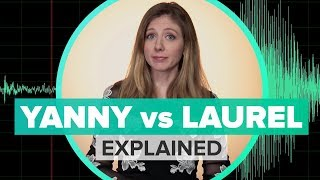 Video Yanny vs Laurel debate explained MP3, 3GP, MP4, WEBM, AVI, FLV Mei 2018